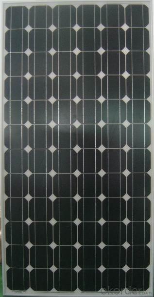 160W OEM Monocrystalline silicon Sun Power Solar Panels CNBM