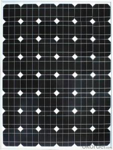 Factory Price 1.5W to 180W   Monocrystalline  Solar Panel CNBM