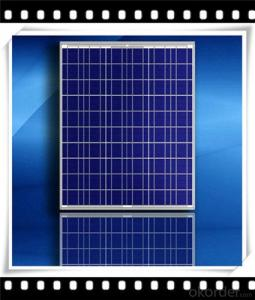 280W Poly solar Panel Medium Solar Panel Newest Solar Panel CNBM