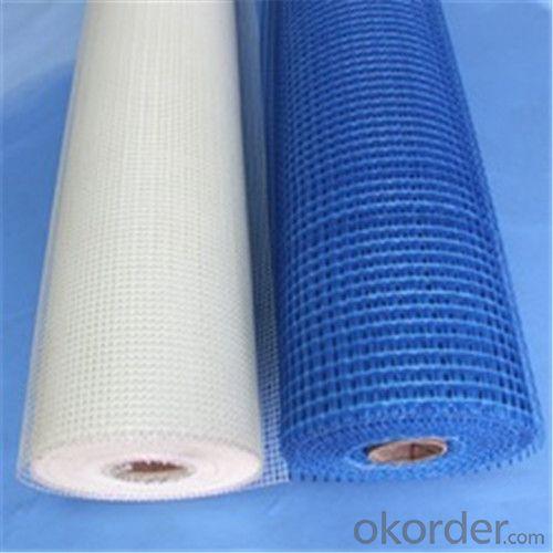 Fiberglass Mesh Alkali-resistant Fabric 130g