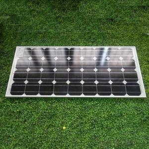 250W Monocrystalline PV Solar Panel CNBM