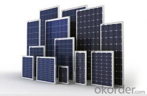 20W Mini   Monocrystalline  Solar Panel  CNBM