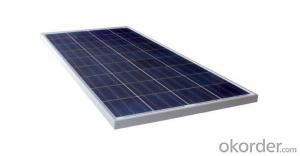 70W  Poly solar Panel Home Small  Poly Solar Panel CNBM