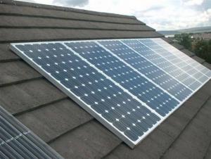 160W Monocrystalline  Solar Panel  with 25 Years Warranty CNBM