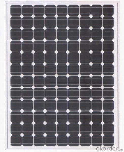 Factory Direct Sale 160W OEM Mono Sun Power Solar Panels CNBM