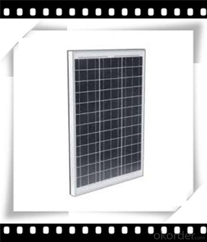 20W Poly solar Panel Mini Solar Panel Hot Selling Solar Panel CNBM