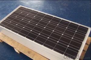 1.5W to 180W   Monocrystalline  Solar Panel with Lower Price CNBM