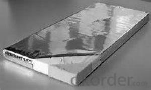 Vokes® vacuum insulation panel(VIP) comprising a decorative