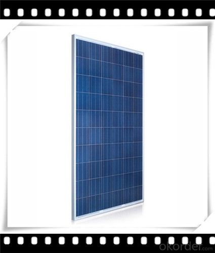 4.5W Poly solar Panel Mini Solar Panel Newest Solar Panel CNBM