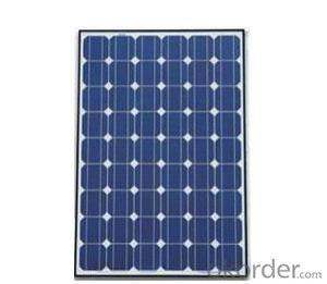 Competitice Price  Monocrystalline PV Solar Panel CNBM