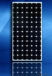 Hot Sale 185W Monocrystalline  Solar Panel with 25 Years Warranty CNBM