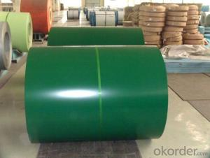 Pre-painted Rolled Coil for Roofing Construtions