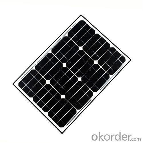 Hot Sale Mini Monocrystalline  Solar Panel  CNBM