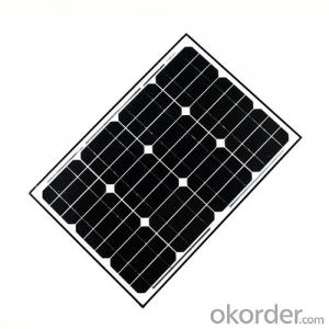 Hot Sale Mini Monocrystalline  Solar Panel  CNBM