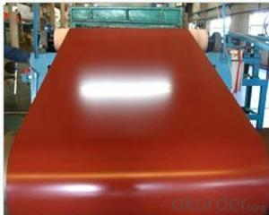 Prepainted Rolled Coil for Construction Roof