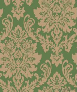 Flocked Wallpaper Home decoration wallpaper Stereo  Wallpaper