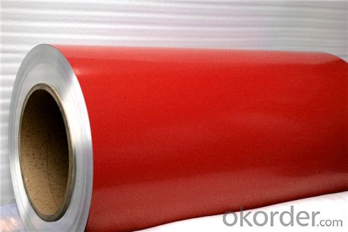 Prepainted rolled Steel Coil for Construction Roofing