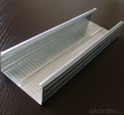 Building Material Galvanized Profile for Drywall