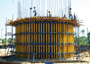 Timber Beam Formwork of High Construction Efficiency