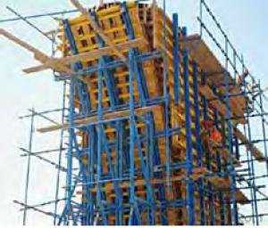 Timber Beam Formwork with Light Weight and Fast in Construction