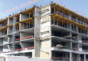 Timber Beam Formwork of Component with high standardization