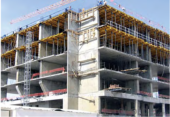 Timber Beam Formwork of Widely Used in Construction