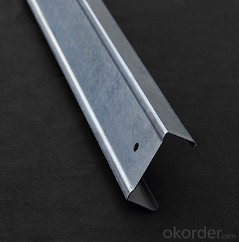 Gypsum Board Steel Galvanized Drywall Partition