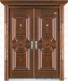 Fire Rated Door Metal Door Security Door for home and building
