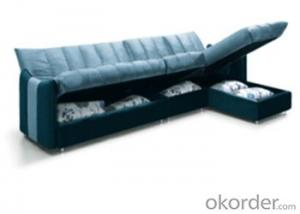 Sofa Sleeper with Funtinal and Removable Box