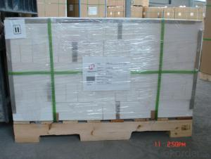 Refractory Fused Cast Brick for Hot Surface Lining Furnace
