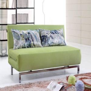 Sofa Sleeper with Green or Blue Cover Floding Bed
