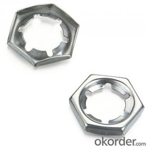 Flange Nuts Hexagon Fasteners/ Made in China! First Class&hot Sale!!!