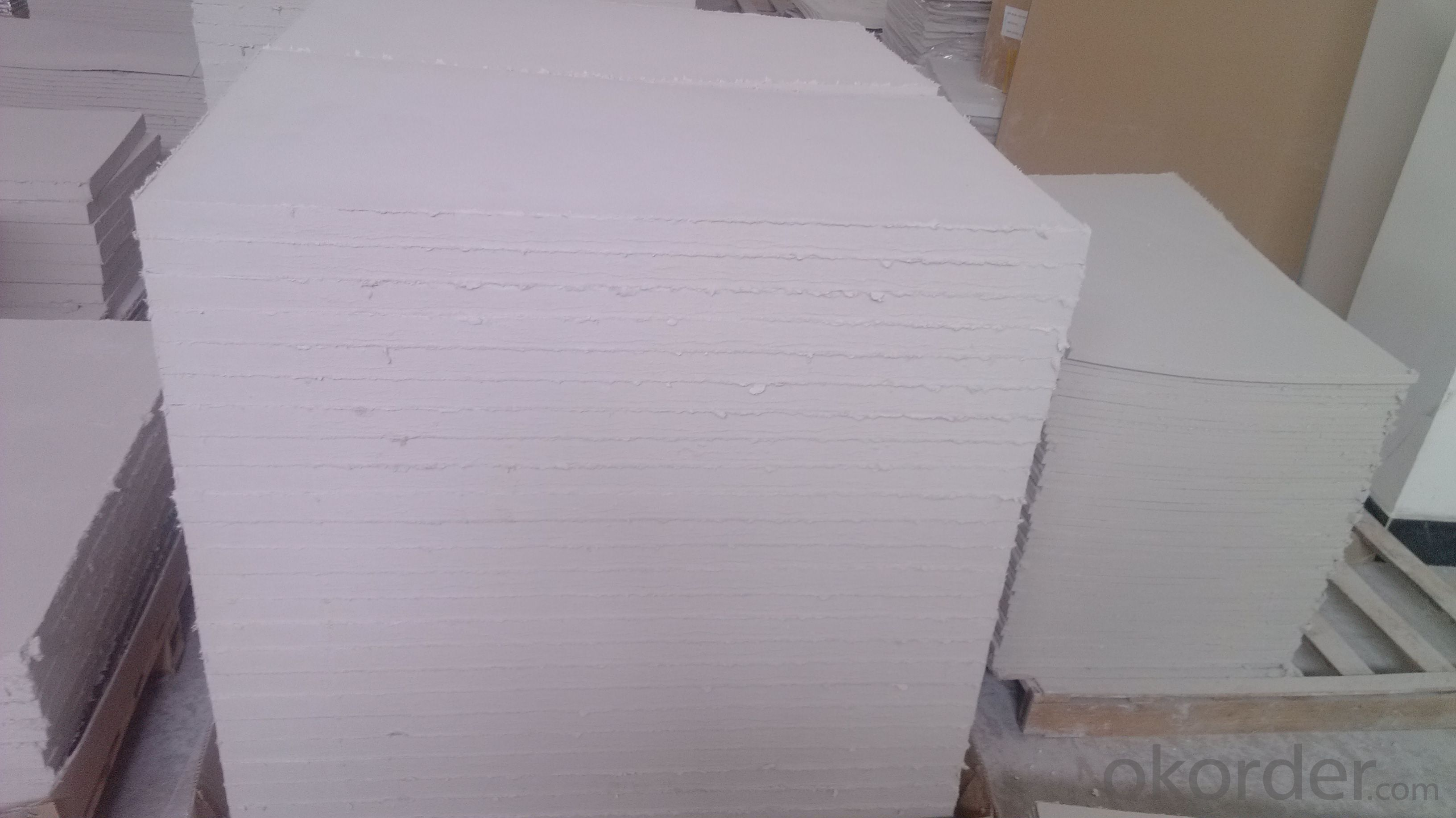 WDS Microporous Insulation Board Temperature Reduction from 950 to 240℃