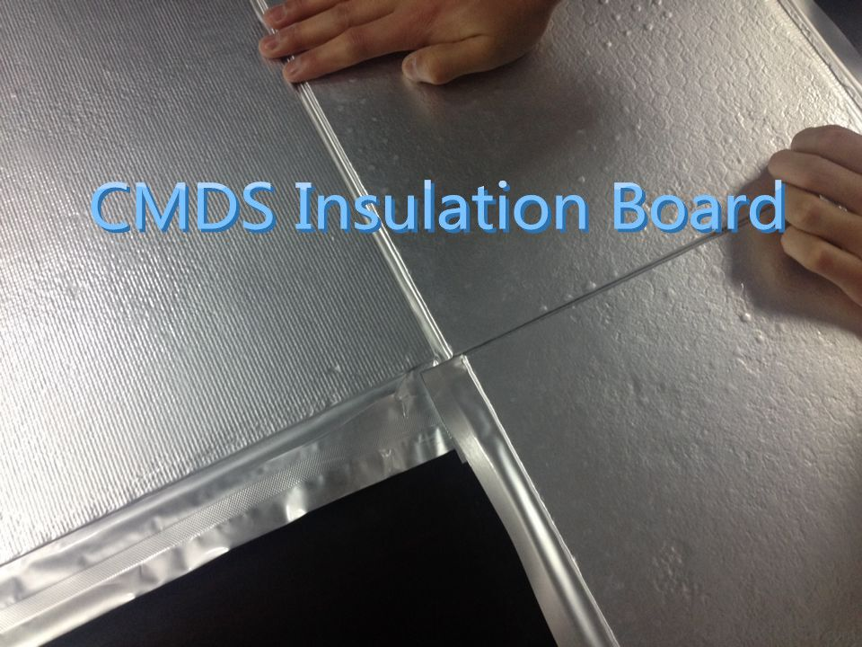 WDS Torpedo Low Conductivity Microporous Insulation Board Temperature Reduction from 950 to 240℃