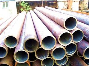 High Quality Seamless Steel Pipe with Low Price