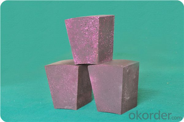 Corundum Brick Refractory Insulation Usage for Heating Furnace in EAF