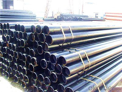 High Quality Seamless Steel Pipe from CNBM