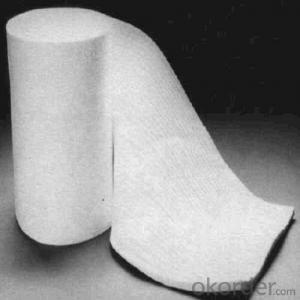 1260 Ceramic Fiber Blanket with Two Sides Needled for Furnace Backup Insulation