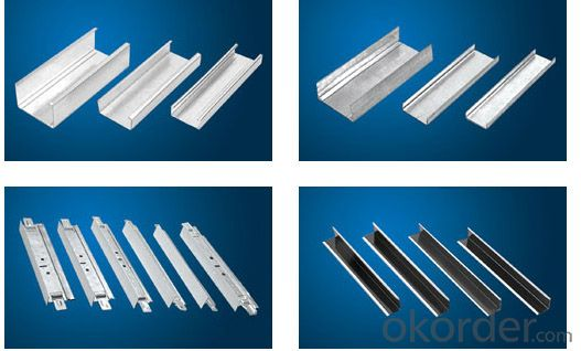 Hot Dipped Galvanized Drywall / Surface Regular Spangle