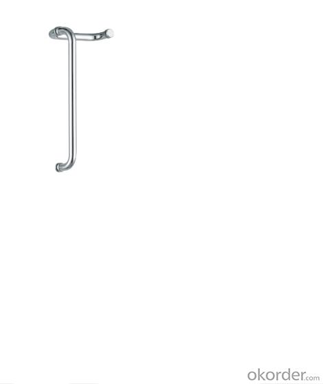 Stainless Steel Glass door Handle for office building/Wooden Door Handle DH114