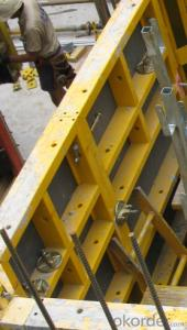 COLUMN STEEL FRAMED FORMWORK FOR LIFTS SHAFT