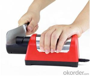 Electrical Knife Sharpener of High Grade for Grinding