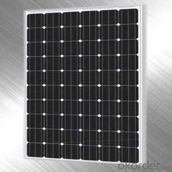 Monocrystalline Solar Panels for 250W Series