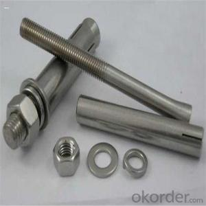 Sleeve Anchor Expansion Bolt /Lower Price and Good Quality /Best Seller