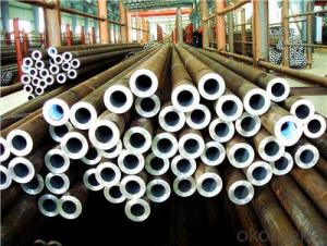Seamless Steel Pipe with Low Price and High Quality