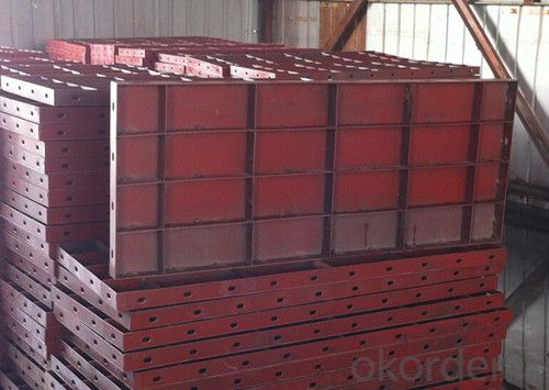 Special Shape Steel Formwork for Airport Construction