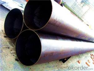 Seamless Steel Pipe with Reasonable Price and High Quality
