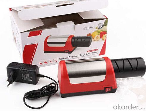 Electrical Knife Sharpener for Kitchen Tools Sharpening