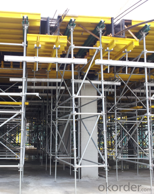 Cup Locked Scaffolding of Easy and Quick Erection