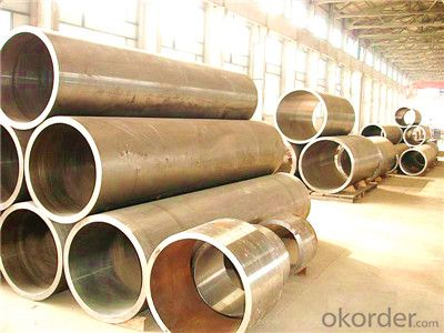 Seamless Steel Pipe with High Quality from Factory Price